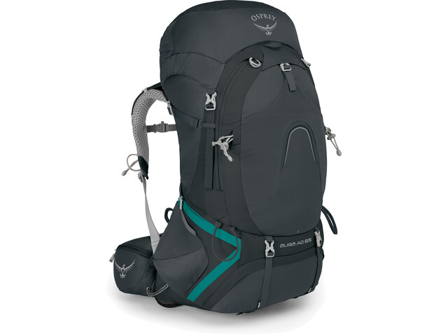 Osprey Aura AG 65 Backpack Dam vestal grey